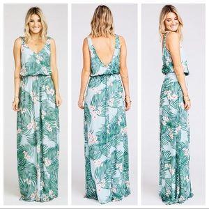 Show Me Your Mumu Hanalei Dream Kendall Maxi Dress
